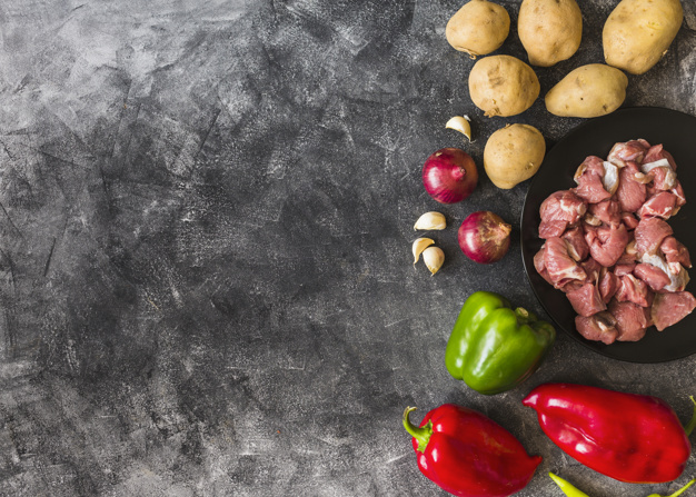 Make a choice of healthy food