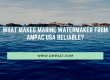 What Makes Marine Watermaker from AMPAC USA Reliable?