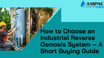 How to Buy Industrial reverse osmosis system