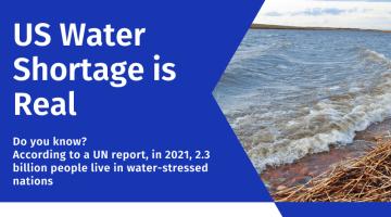 US water shortage-AMPAC USA