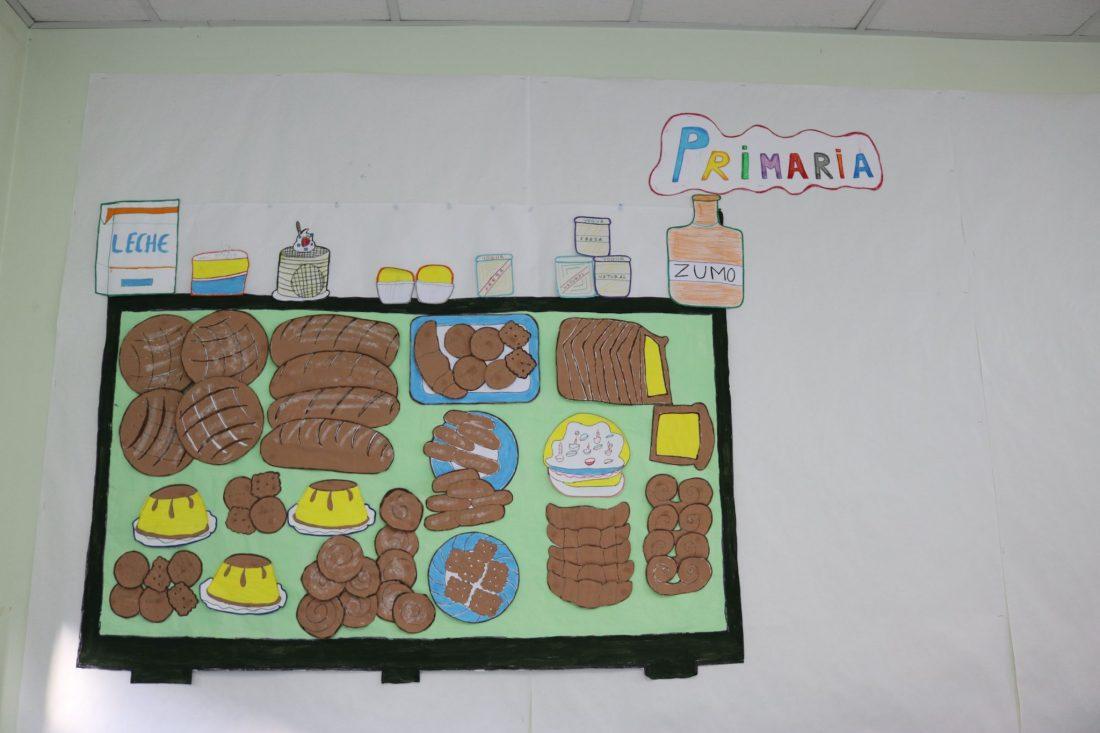 Panel de primaria