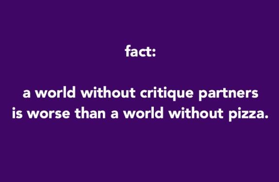 Critique Partners