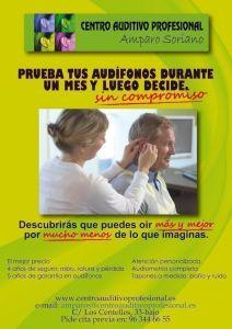 Prueba tus audífonos