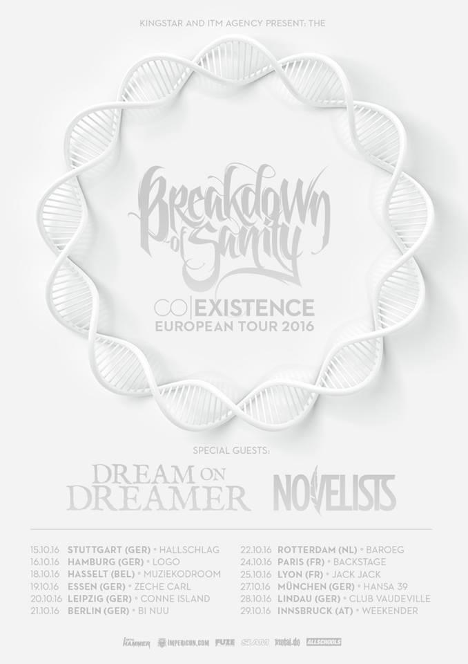 BreakdownOfSanityTourEurope2016