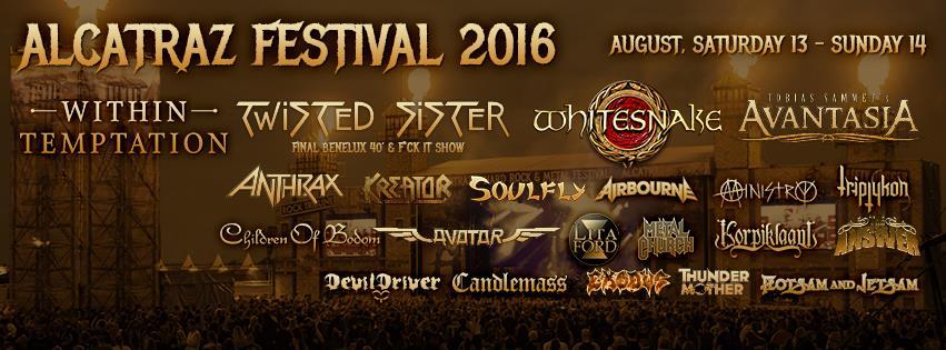 Alcatraz Metal Fest 2016