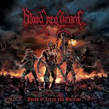 Blood Red Throne Union Of Flesh And Machine