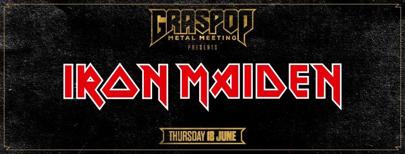 Graspop Metal Meeting 2020 - Iron Maiden