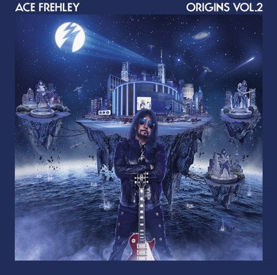 Ace Frehley waagt zich aan Deep Purple
