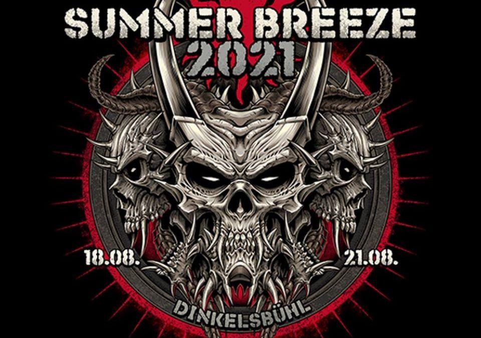 Eerste namen Summer Breeze 2021 bekend