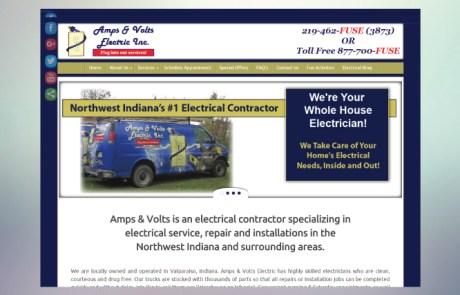 Portfolio - Amps & Volts Electric Inc.