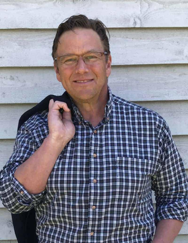 Graham Van Dixhorn