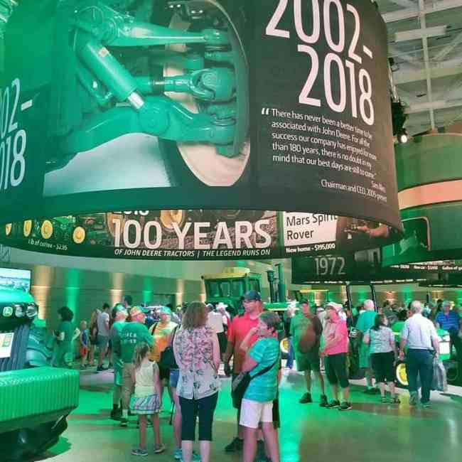 John Deere Celebrates 100 Years of Building Tractors