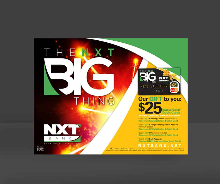 NXT Bank Think Big