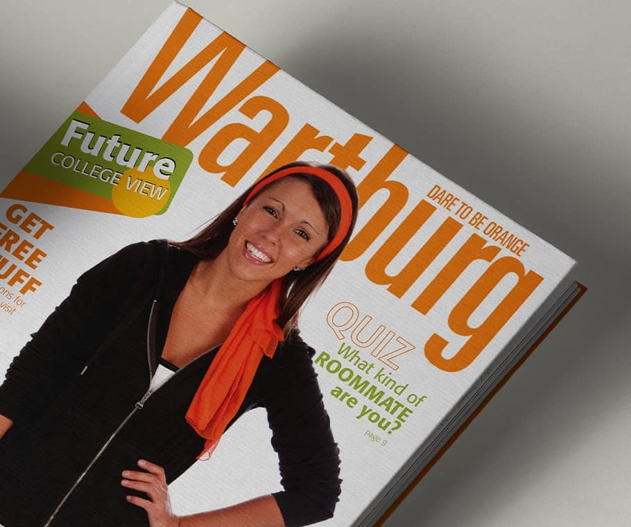 https://www.amperagemarketing.com/portfolio/wartburg-college-be-orange-branding/