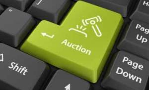 Online Auction Fundraising