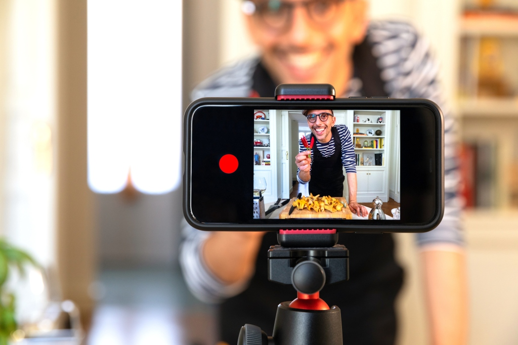 Taking Video with Smart Phone