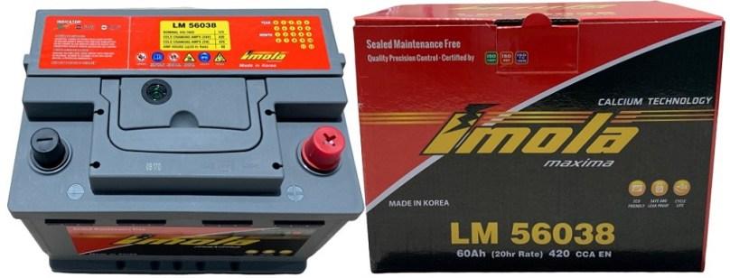 IMOLA 56038 made in Korea 2