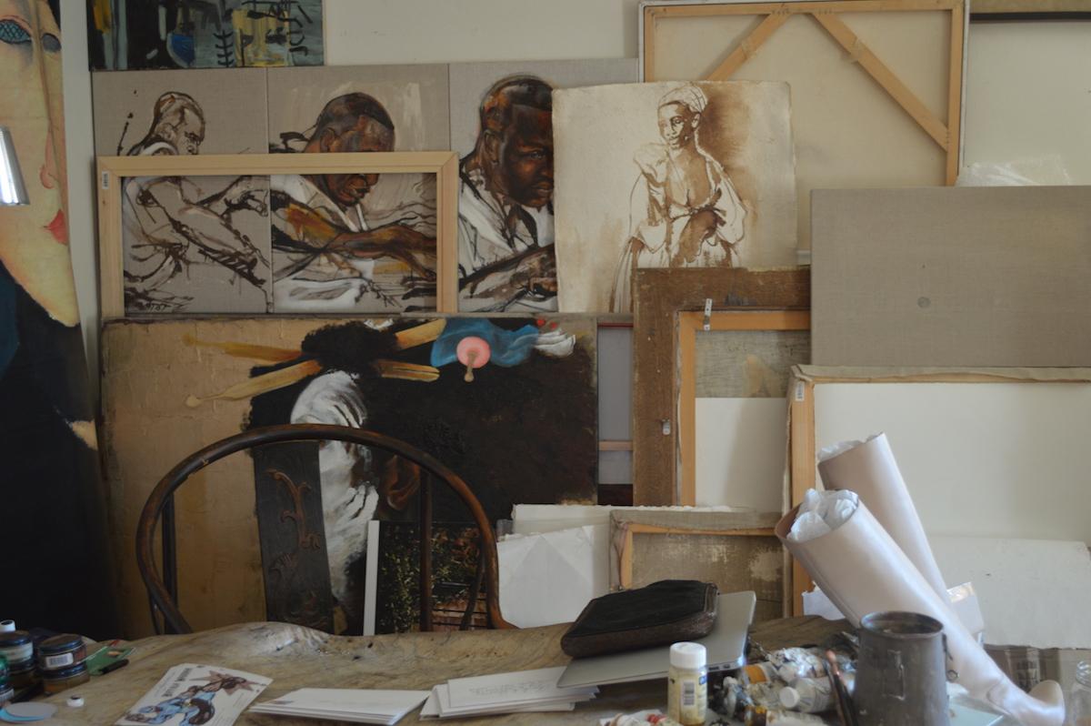 Guest's Studio