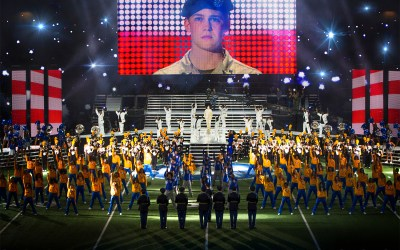 Billy Lynn's Long Halftime Walk: Ang Lee's High Frame Rate Experiment