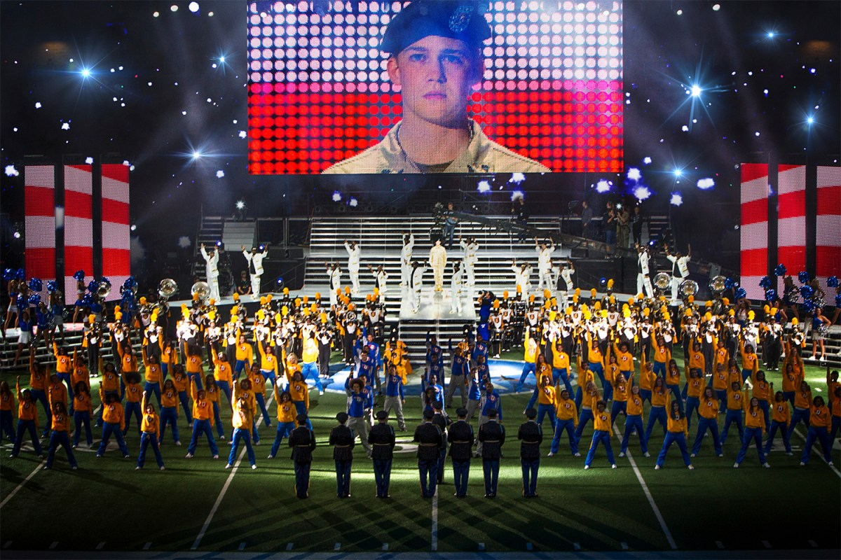 Billy Lynn's Long Halftime Walk (Tristar Pictures)