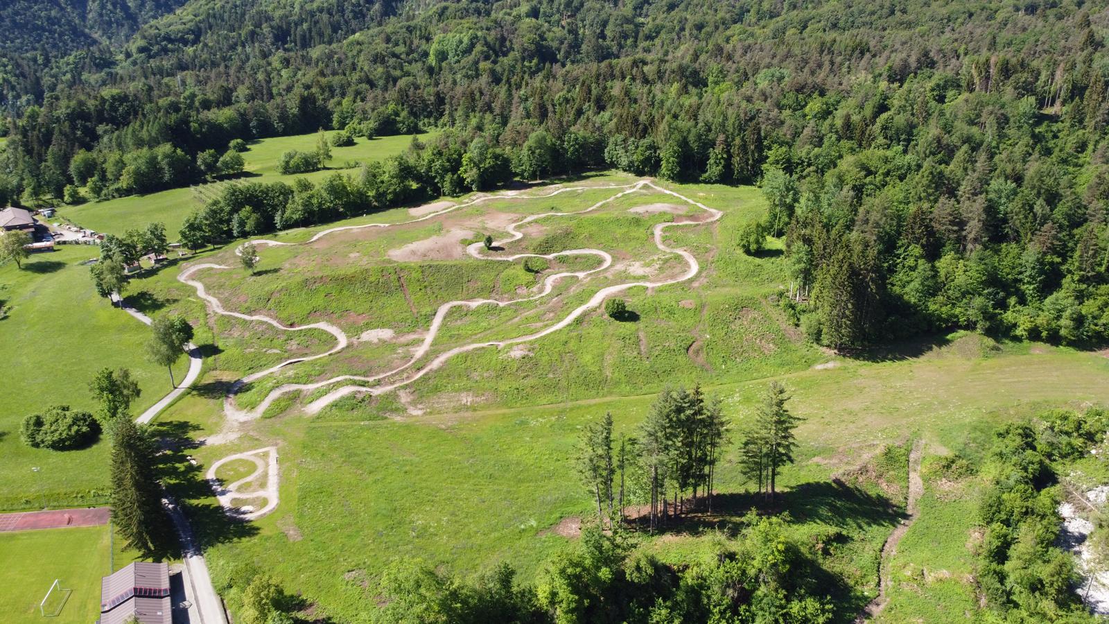Bike park di Ampezzo