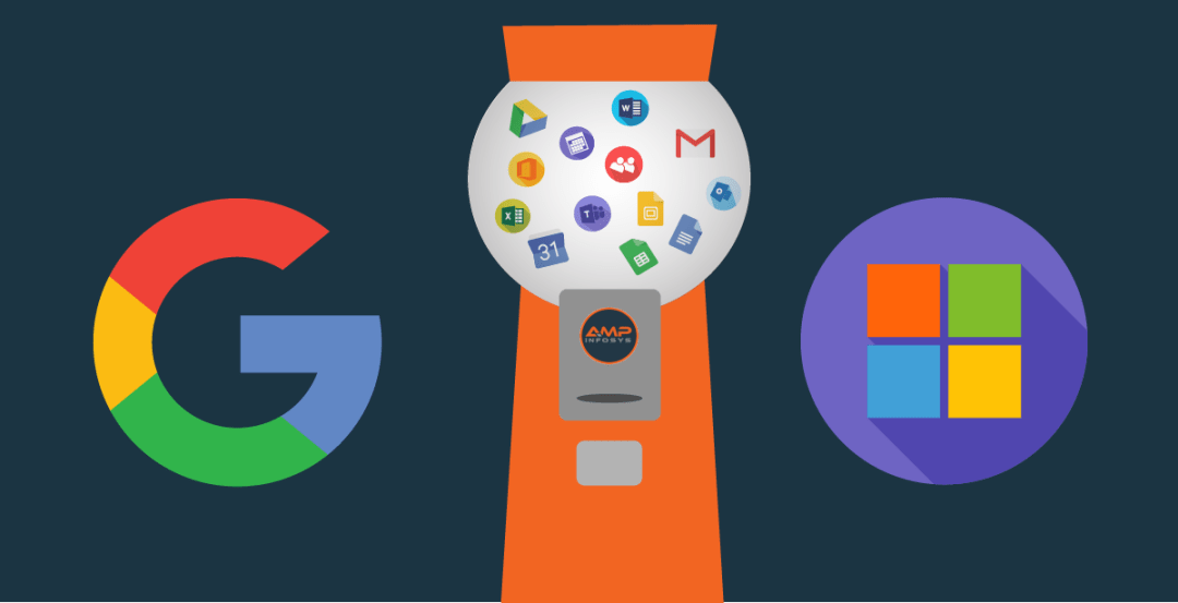 G Suite and Microsoft