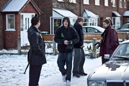 moreton snow movie production ampisound parkour