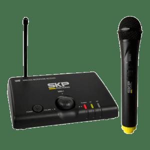 SKP MINI-I Microfono Inalambrico UHF