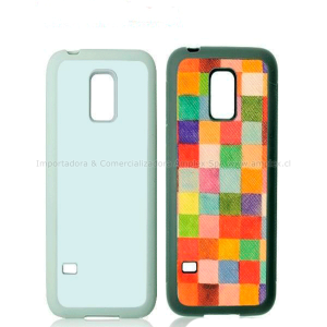 Galaxy S5 Mini Carcasa 2D PC