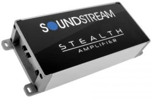 Soundstream ST4.1200D Stealth Series Amplifier