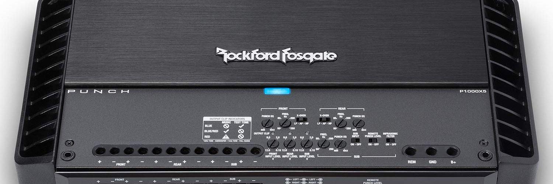 Rockford Fosgate Punch P1000X5