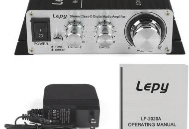 Lepy LP-2020A Hi-Fi Digital Amplifier