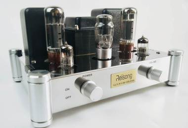 Reisong A10 EL34 Hi-FI Audio Stereo Tube Amplifier