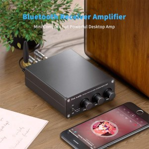 Fosi Audio BT20A Bluetooth 4.2 Stereo Audio 2 Channel Amplifier
