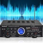 Sunbuck Wireless Karaoke Bluetooth Power Amplifier System
