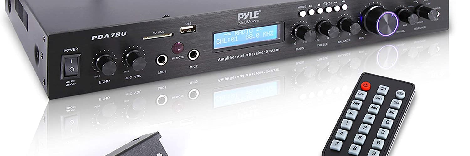 Pyle 5 Channel Home Theater Amp