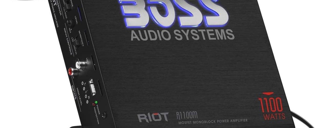 Boss Audio RIOT 1100 Watts