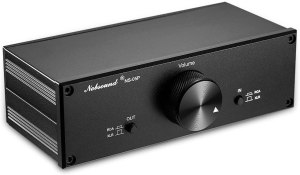 Nobsound Mini Fully-Balanced Passive Preamp
