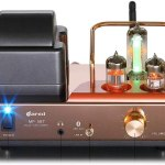 Dared MP-5BT HiFi Vacuum Tube Stereo Integrated Amplifier