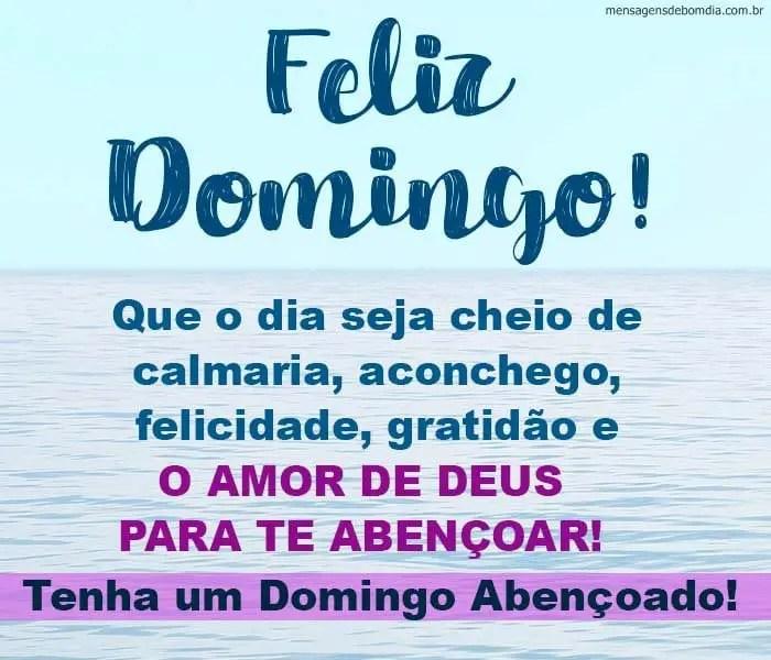 Bom Dia Domingo Imagens E Mensagens De Feliz Domingo Pr Whatsapp