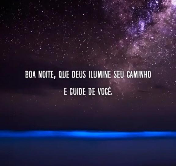 Deus ilumine sua noite