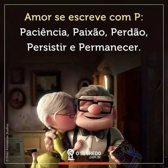 O amor se escreve