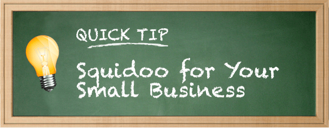 Squidoo for Your Small Business