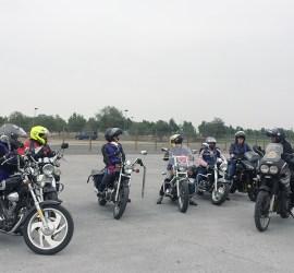 Clínica de Conducción Ángeles al Viento