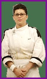 "Sara Horowitz from ""Hell's Kitchen"""