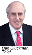 Dan Glickman, CEO and Chair of the MPAA, Copyright Thief