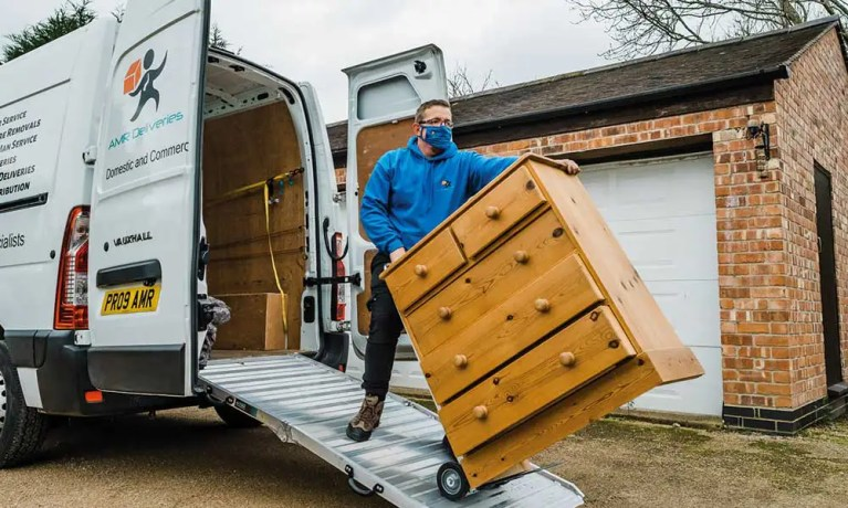About AMR Removals and Delivery Services