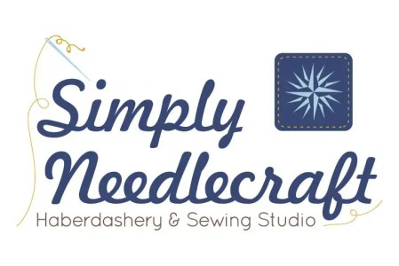 simply needlecraft logo