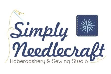 simply needlecraft logo