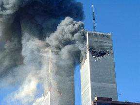 World Trade Center attack, 9/11